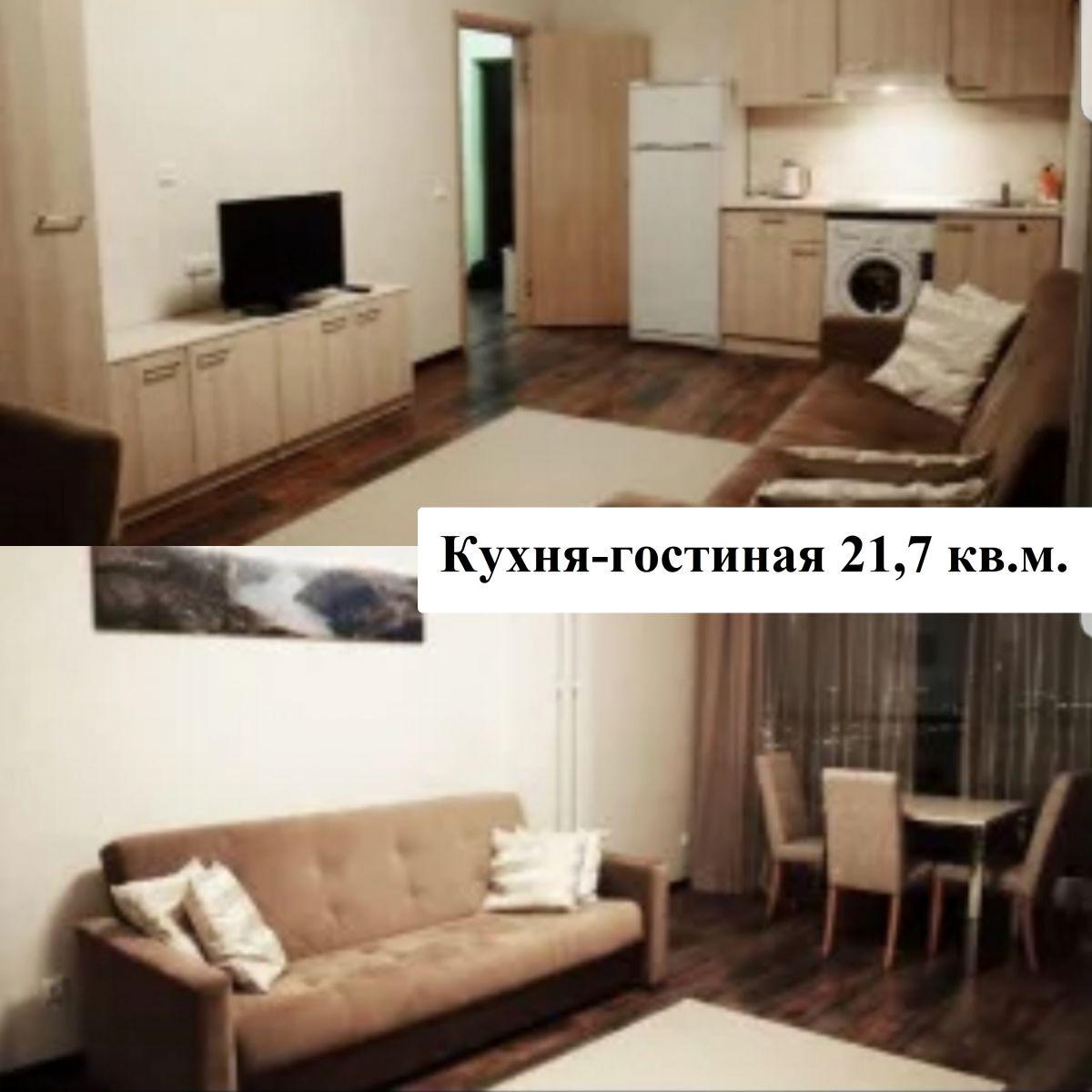 2-комн. , Санкт-Петербург, Санкт-Петербург, Московский, Пулковское ш, 14